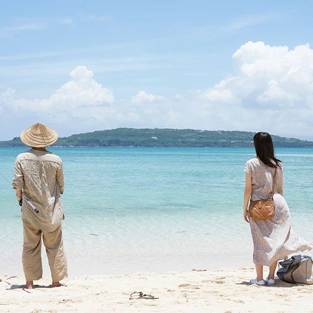 映画糸ロケ地沖縄のきれいな海はどこ?備瀬のフクギ並木通りも紹介!