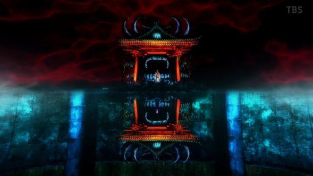 無領空処五条悟領域展開はアニメ呪術廻戦の何話で見れる?目隠しの理由も紹介!