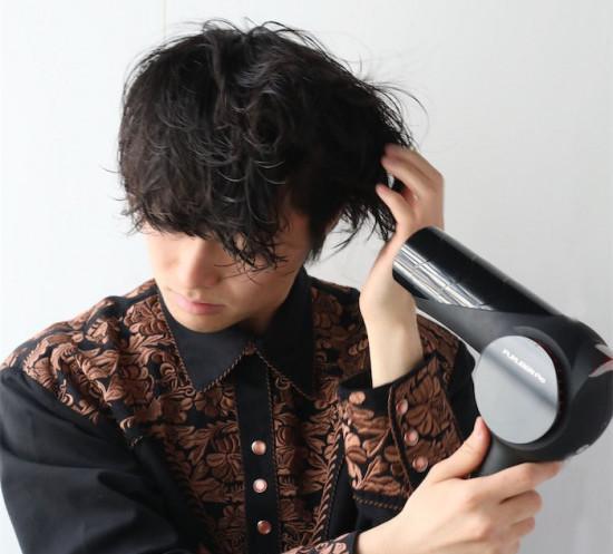 スポーツクライミング楢崎智亜髪型最新ツーブロックショートパーマオーダー方法!セット方法も紹介!
